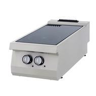 Maxima Heavy Duty Infrarrojos Cocina - 2 Quemadores - Eléctrico