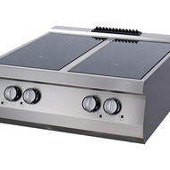 Maxima Heavy Duty Infrared Cooker - 4 Burners - Electric