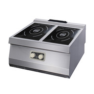 Maxima Heavy Duty Induction Cooker - 2 Burners - Electric