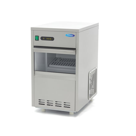 Maxima IJsblokjesmachine 24kg/24u - Holle ijsblokjes - Watergekoeld