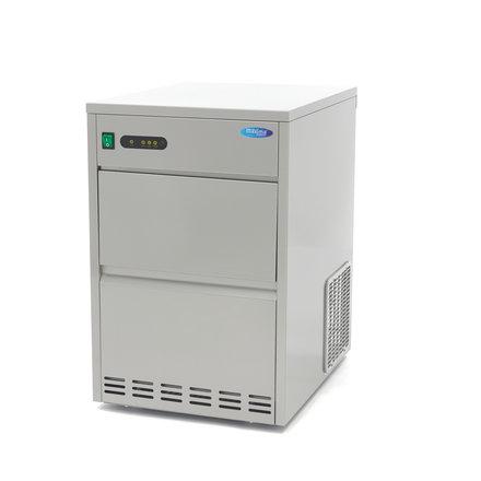 Maxima IJsblokjesmachine 45kg/24u - Holle ijsblokjes - Watergekoeld