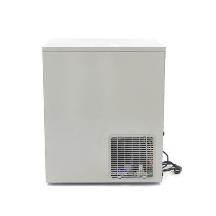 Maxima Gastro Eiswürfelmaschine - 45 kg/24h - 7 kg Speicher - Wassergekühlt - 370 Watt