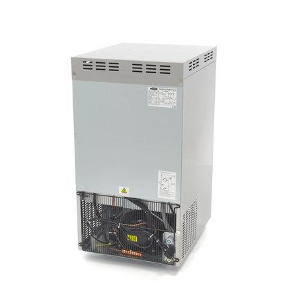 Maxima Gastro Ice Crusher - 130 kg/24h - 40 kg Speicher - Luftgekühlt - 650 Watt