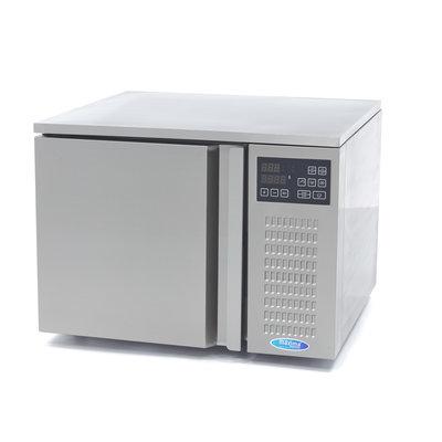 Maxima Luxueux Cellule de refroidissement rapide / congélateur / refroidisseur rapide 3 x 2/3 GN