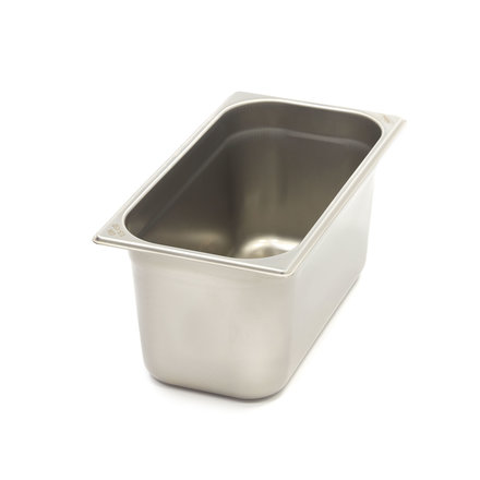 Maxima Stainless Steel Gastronorm Container 1/3GN   150mm   325x176mm