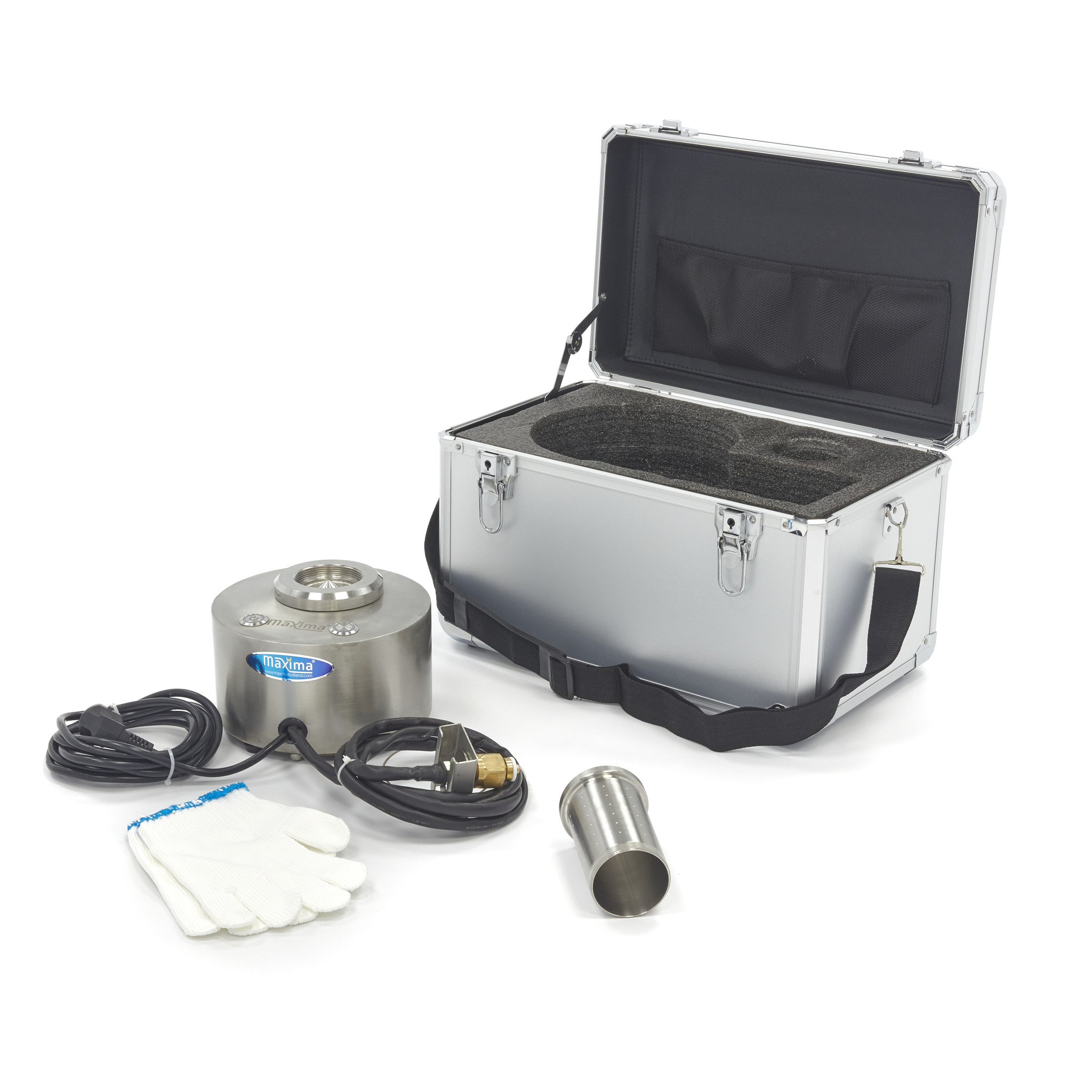 Dry Ice Maker Maxima Kitchen Equipment