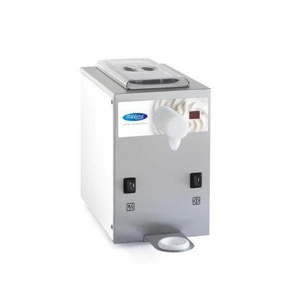 Maxima Sahnemaschine - 5 l - 100 l/h - 300 Watt