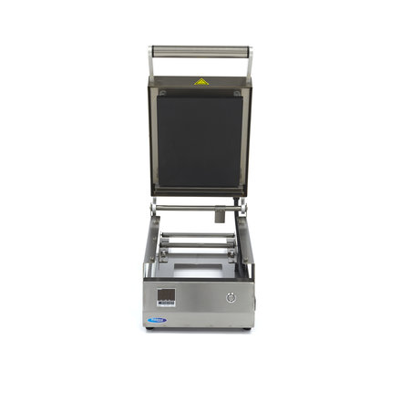 Maxima Schweißgerät für Schalen - 270 x 220 mm - 8 Schalen/min - ohne Formen - 700 Watt