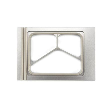 Maxima Menu Tray 227 x 178 mm - Small - 3 Compartments