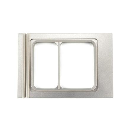 Maxima Menu Tray 225 x 175 mm - Small - 2 Compartments