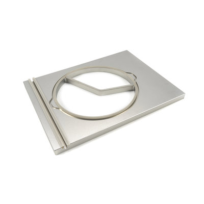 Maxima Pearl Round Tray Ø 250 mm - Large - 2 Compartment