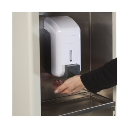Maxima Deluxe Contactless Automatic Disinfection Dispenser with stand