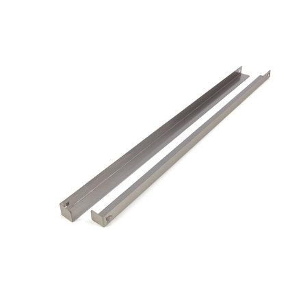 Maxima (F)R800 Shelf Guiders (L&R) (L Profile) Nm