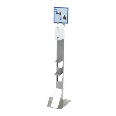 Maxima Contactloze Desinfectiezuil incl. Automatische Dispenser