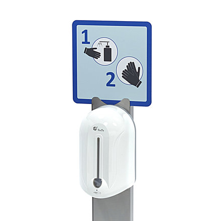 Maxima Contactless Automatic Disinfection Dispenser with stand