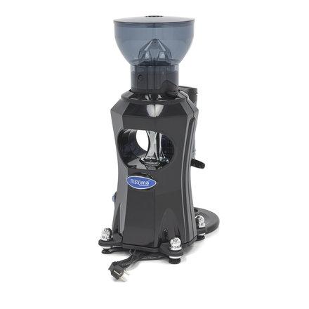 Maxima Automatische Gastro Kaffeemühle / Espressomühle - < 45 dB - leise - 1 kg - 100 g/min - 356 Watt