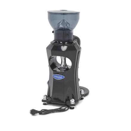 Maxima Gastro Kaffeemühle / Espressomühle Digital - < 45 dB - leise - 1 kg - 100 g/min - 356 Watt