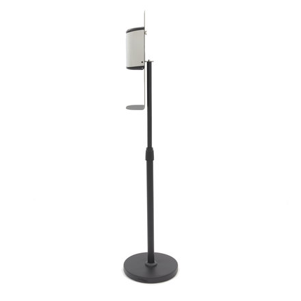 Maxima Contactless Automatic Disinfection Dispenser with stand Black
