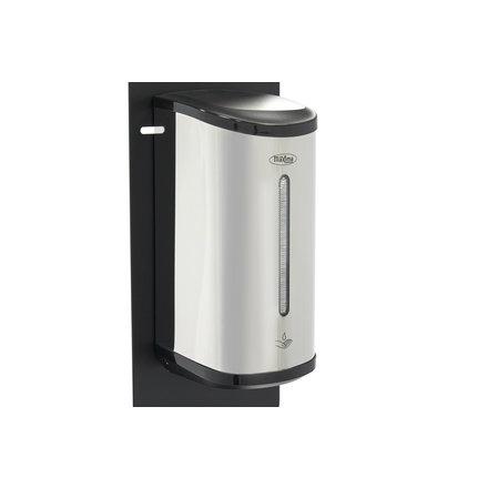 Maxima Automatischer berührungsloser Desinfektionsspender Schwarz - 1 l - mit Ständer