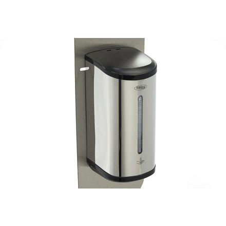 Maxima Automatischer berührungsloser Desinfektionsspender Silber - 1 l - mit Ständer