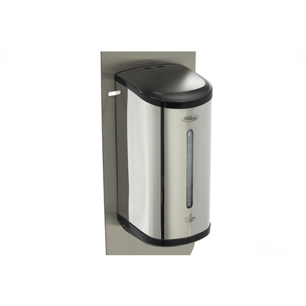Maxima Contactless Automatic Disinfection Dispenser with stand Silver