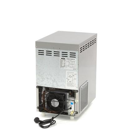 Maxima Schilferijsmachine 30kg/24u - Crushed ice - Watergekoeld