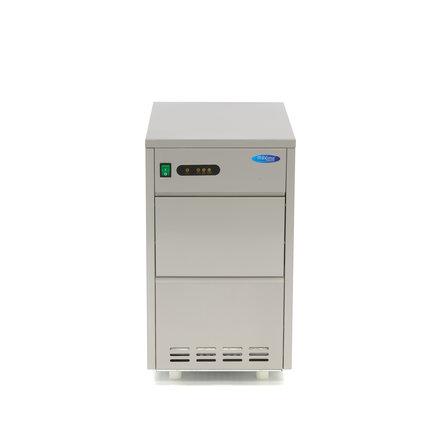 Maxima Gastro Ice Crusher - 30 kg/24h - 7 kg Speicher - Wassergekühlt - 300 Watt
