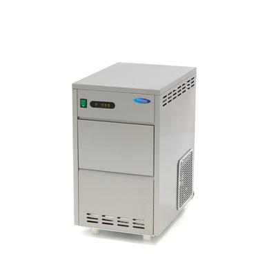 Maxima Schilferijsmachine / Crushed Ice Machine M-ICE 30 FLAKE - Watergekoeld