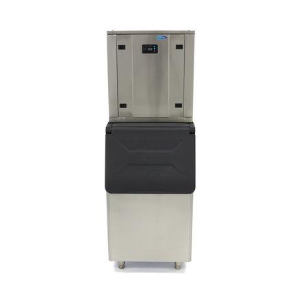 Maxima Schilferijsmachine 250kg/24u - Crushed ice - Watergekoeld