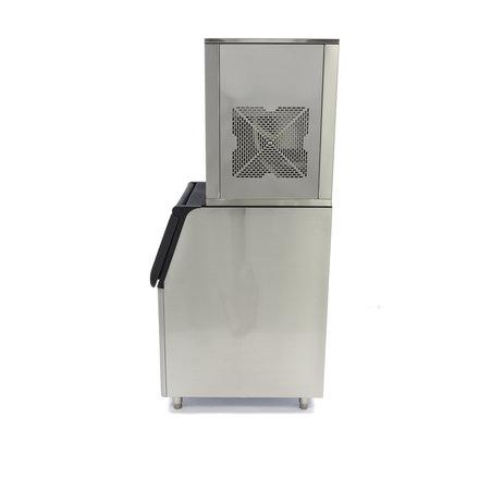Maxima Gastro Ice Crusher - 400 kg/24h - 200 kg Speicher - Luftgekühlt - 1800 Watt