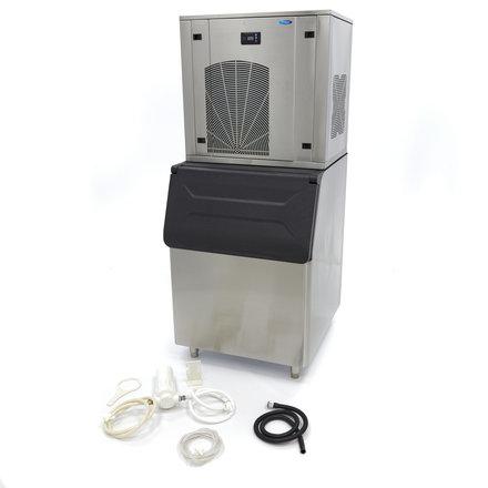 Maxima Schilferijsmachine / Crushed Ice Machine M-ICE 400 FLAKE - Luchtgekoeld