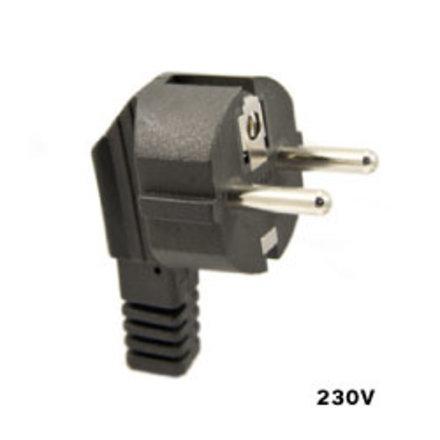 Maxima Gastro Waffeleisen Runde Waffel - 4 Stück - Ø 110 x 16 mm - mit Timer - 1750 Watt