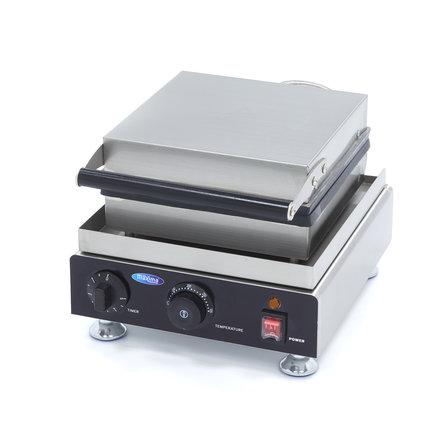 Maxima Gastro Waffeleisen Churros - 7 Stück - 235 x 20 x 25 mm (je Churro) - mit Timer - 1750 Watt