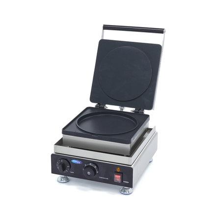 Maxima Gastro Pfannkuchen Maschine - 1 Stück - Ø 215 x 10 mm - mit Timer - 1750 Watt