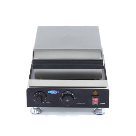 Maxima American Pancake Maker - 4 Stück - Ø 100 mm - mit Timer - 1750 Watt