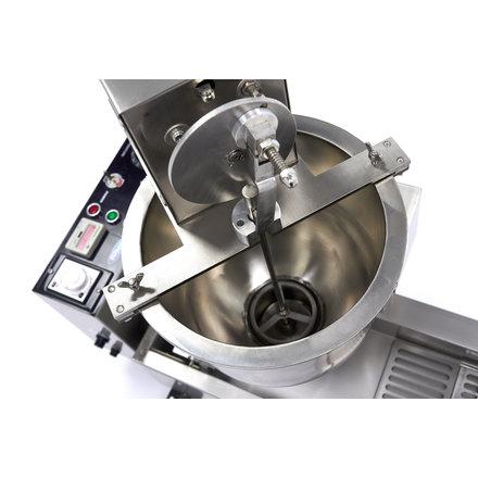Maxima Gastro Donut-Maschine - 500 Stk/h - 60 bis 240 °C - 3000 Watt