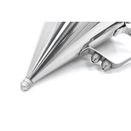 Maxima Teigspender - 1,6 l - mit Ständer und Dosierknopf