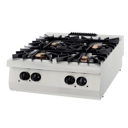 Maxima Premium Cooker - 4 Burners - Gas