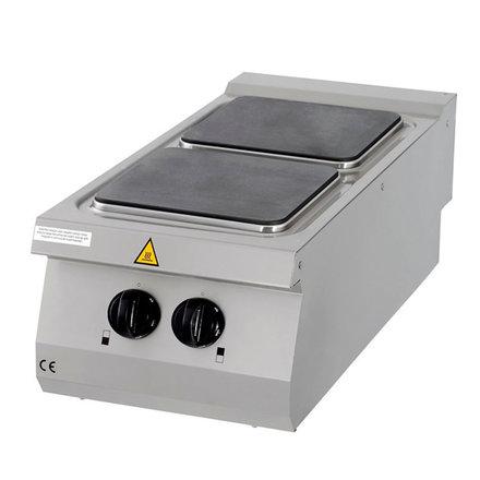 Maxima Premium Cooker - 2 Burners - Electric