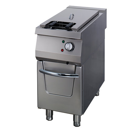 Maxima Premium Fryer 1 x 22L with Tap - Electric