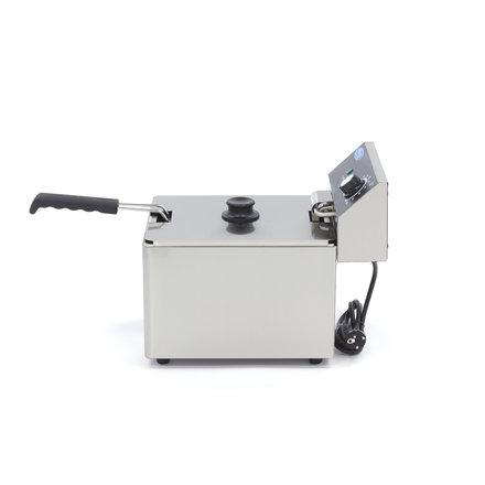 Maxima Gastro Fritteuse - Elektrisch - 1 x 8 l Öl - 3250 Watt