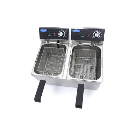 Maxima Deep Fryer 2 x 8L