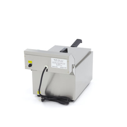 Maxima Gastro Fritteuse - Elektrisch - 1 x 11 l Öl - 3000 Watt