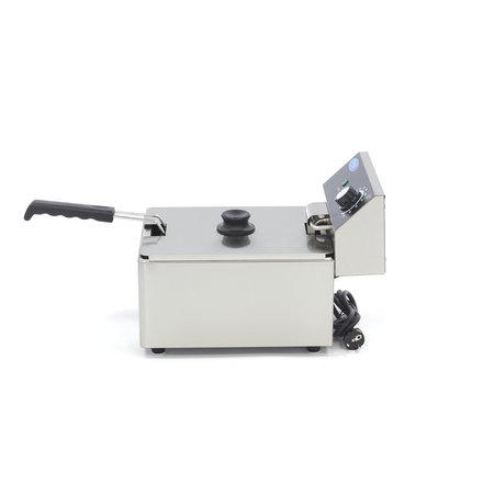 Maxima Gastro Fritteuse - Elektrisch - 1 x 6 l Öl - 3000 Watt