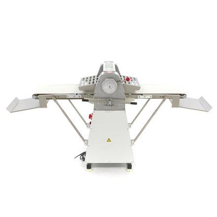 Maxima Teigausrollmaschine Standgerät - Elektrisch - Ø 88 x 380 mm - 750 Watt