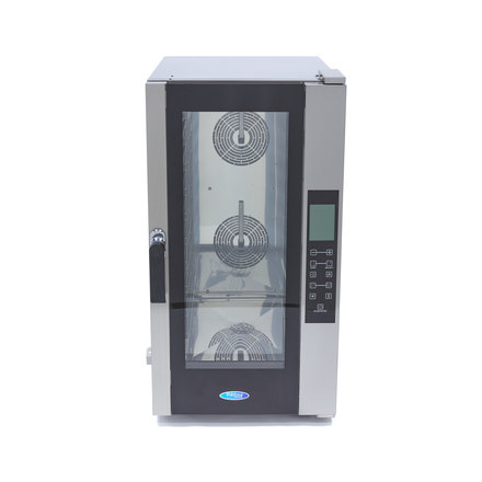 Maxima Digitale Kompakt Kombidämpfer 10 x 1/1 GN