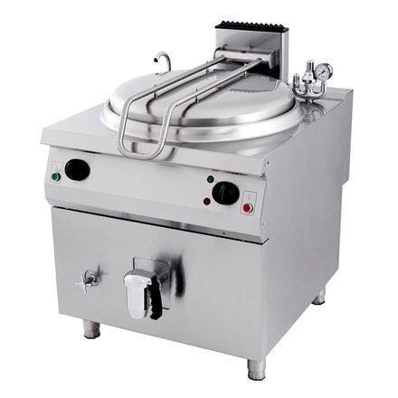 Maxima Kochkessel - 150 l - Gas - Indirekt - 800 x 900 mm tief - 22000 Watt
