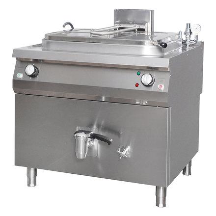 Maxima Premium Boiling pan 250L - Gas - Indirect