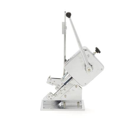 Maxima Wurstclipper - Edelstahl - 11,7 x 2,1 x 11,8 mm Clipgröße
