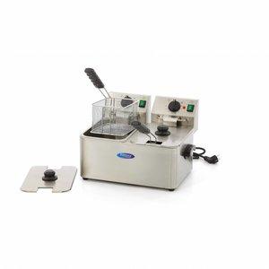 Maxima Electric Fryer 2 x 4L